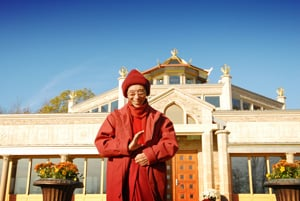 Geshe Kelsang Gyatso - New York Temple