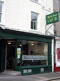 Cafés pela Paz Mundial