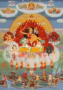 Le protecteur du dharma