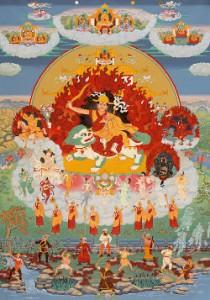 The Dharma Protector