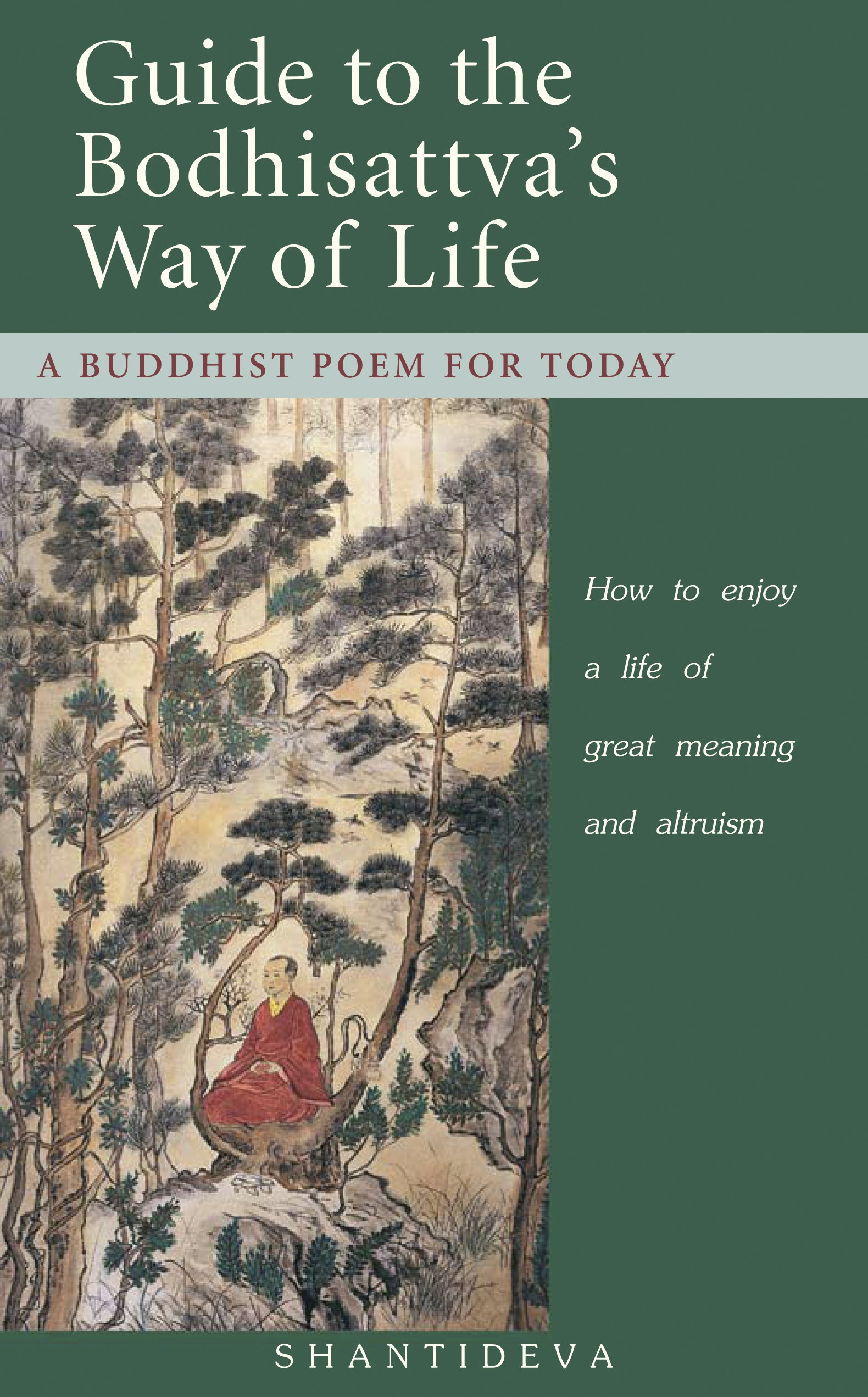Guide to the Bodhisattva's Way of Life