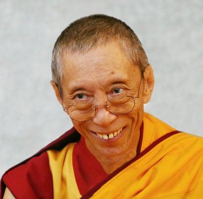 Venerável Geshe Kelsang Gyatso