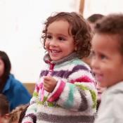 Kinder beim Festival – Video