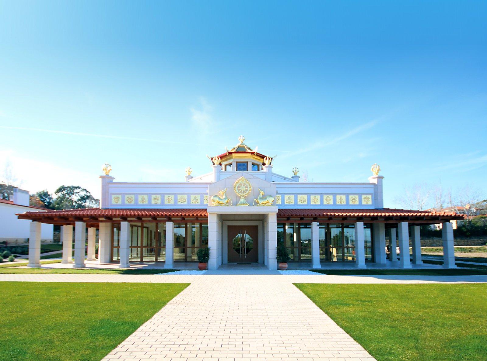 Portugal Temple