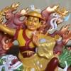 1000 Dorje Shugden statues arrive at Manjushri KMC