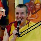 Deciding to Leave Samsara – Gen-la Kelsang Dekyong
