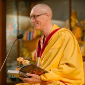 Introduction Week 2 – Gen-la Kelsang Khyenrab