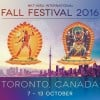 Coming to Toronto is easier than you think! – Latest Fall Festival newsletter
