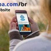 Eine neue Tharpa website