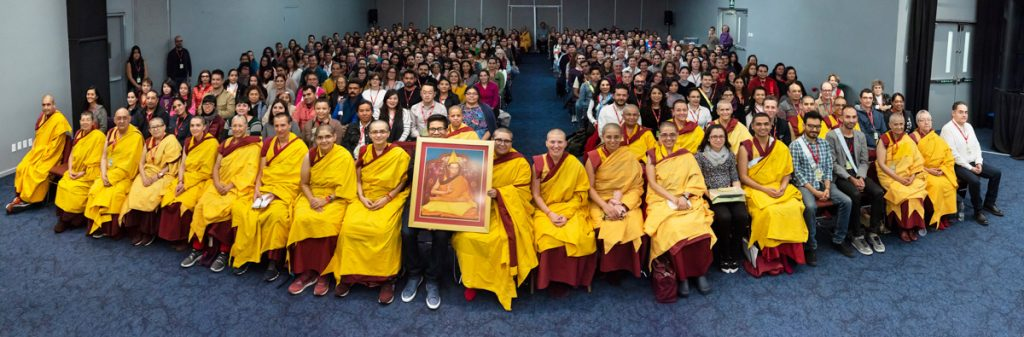 1-134-Celebraciíon del Dharma mx 2018