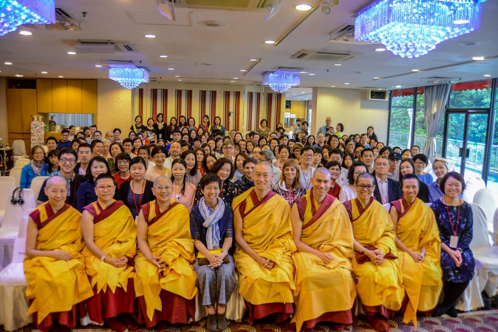 1-East Asian Dharma Celebration 2017-2