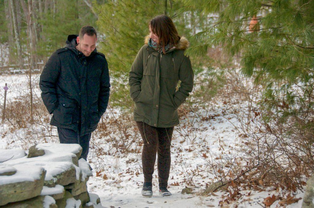 3-Walking in winter
