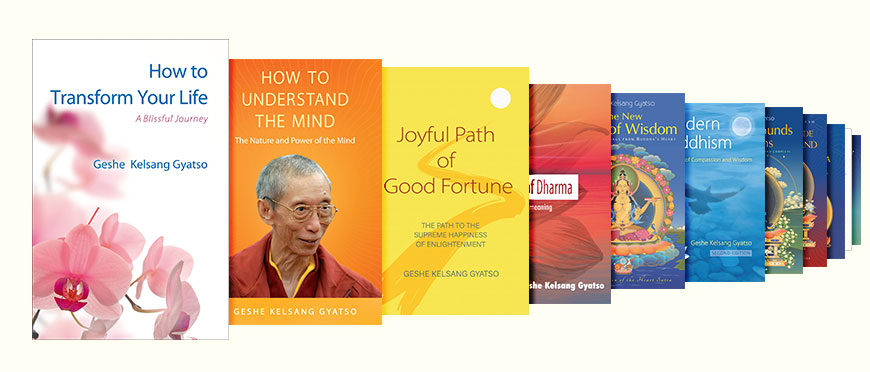 View all books by Geshe Kelsang Gyatso