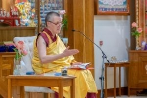 13-January Retreat Introduction 2019-01-18 with Gen-la Dekyong (Norbu Photos)-21