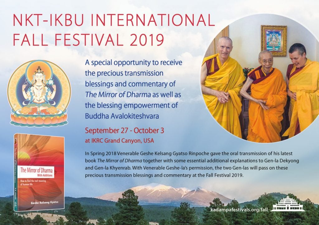 15-Kadampa Buddhism Worldwide Brochure 2019 ENG15