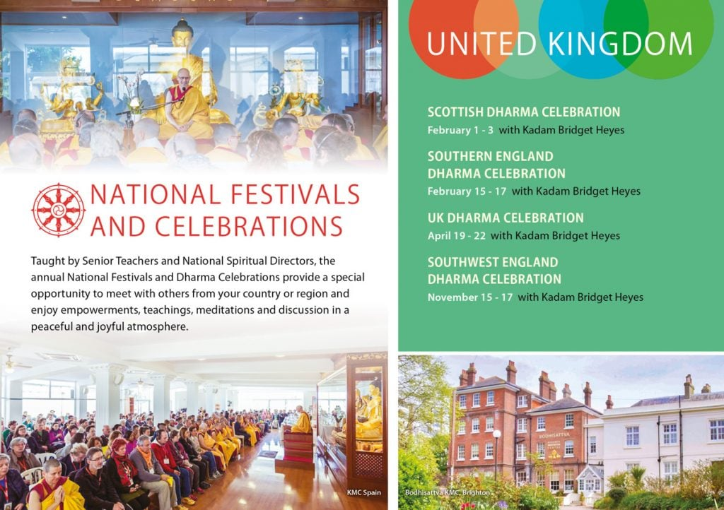 16-Kadampa Buddhism Worldwide Brochure 2019 ENG16