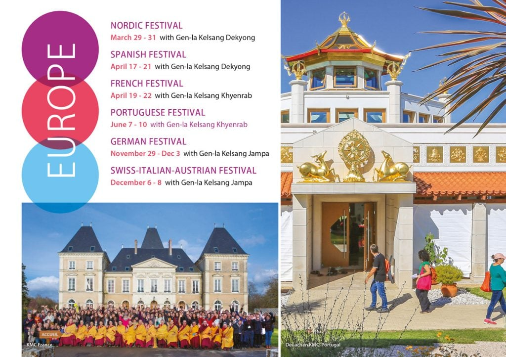 18-Kadampa Buddhism Worldwide Brochure 2019 ENG18
