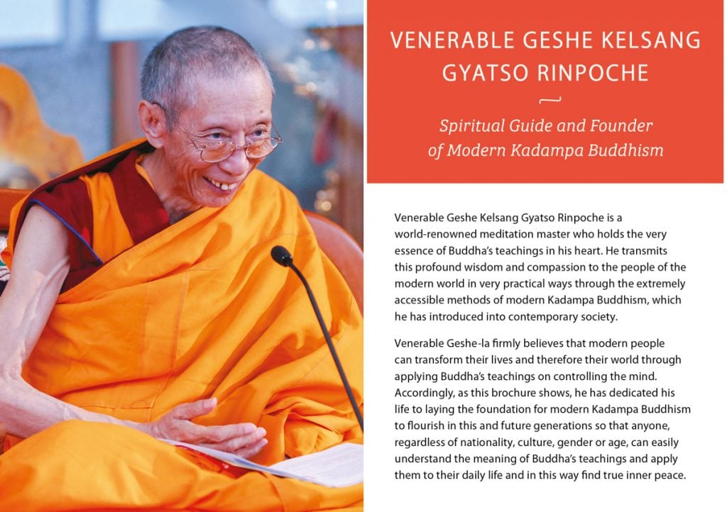 2-Kadampa Buddhism Worldwide Brochure 2019 ENG2