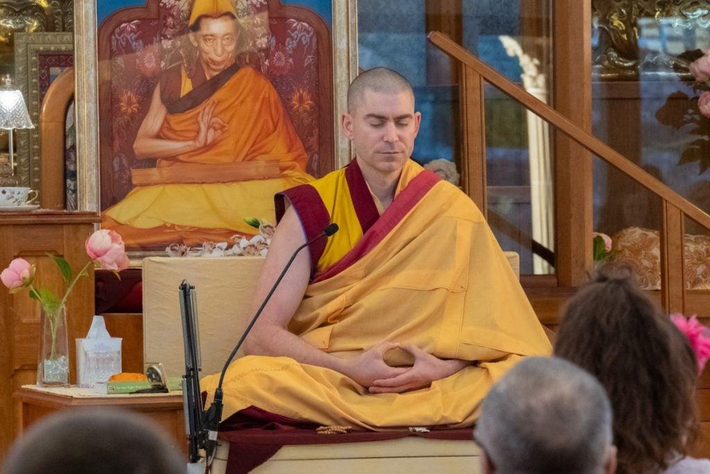 20-Januar-Retreat-Sitzung 2019-01-17 with Rabten (Norbu)-25