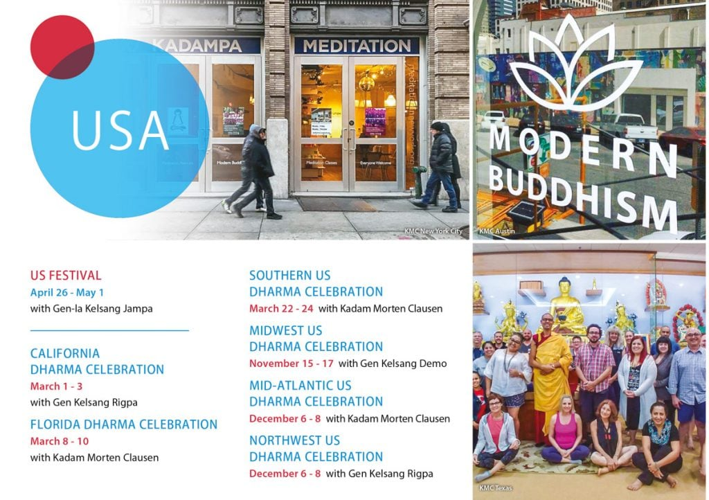 20-Kadampa Buddhism Worldwide Brochure 2019 ENG20