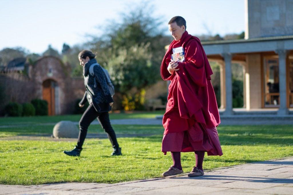 26-Januar-Retreat-Sitzung 2019-01-17 with Rabten (Norbu)-10