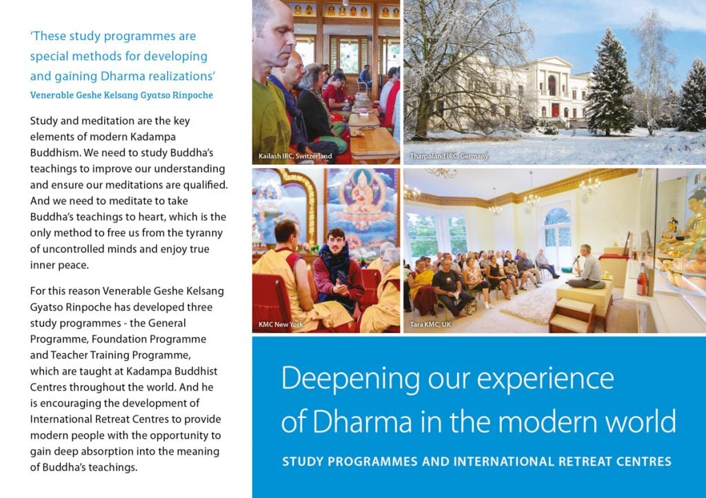30-Kadampa Buddhism Worldwide Brochure 2019 ENG30