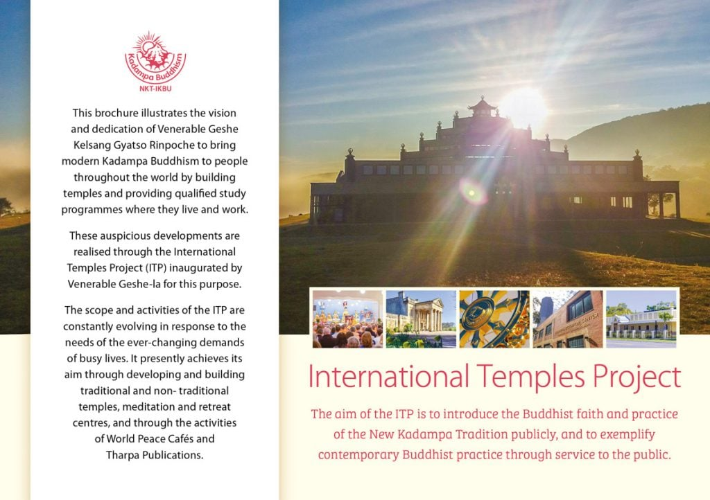 31-Kadampa Buddhism Worldwide Brochure 2019 ENG31
