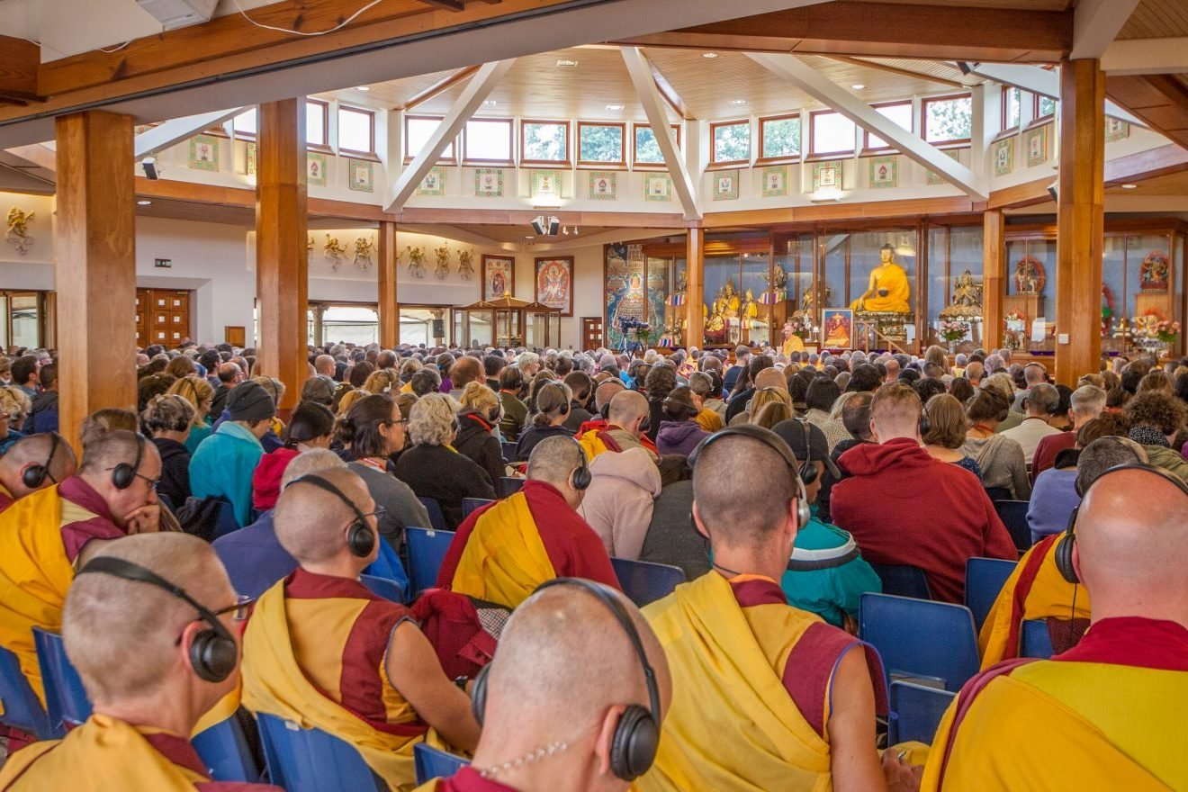 Manjushri Kadampa Meditaiton Center Temple