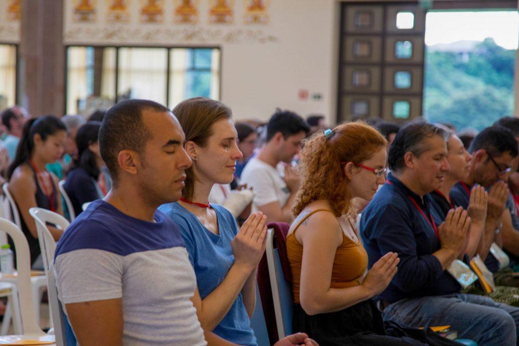 Brazilian Dharma Celebration