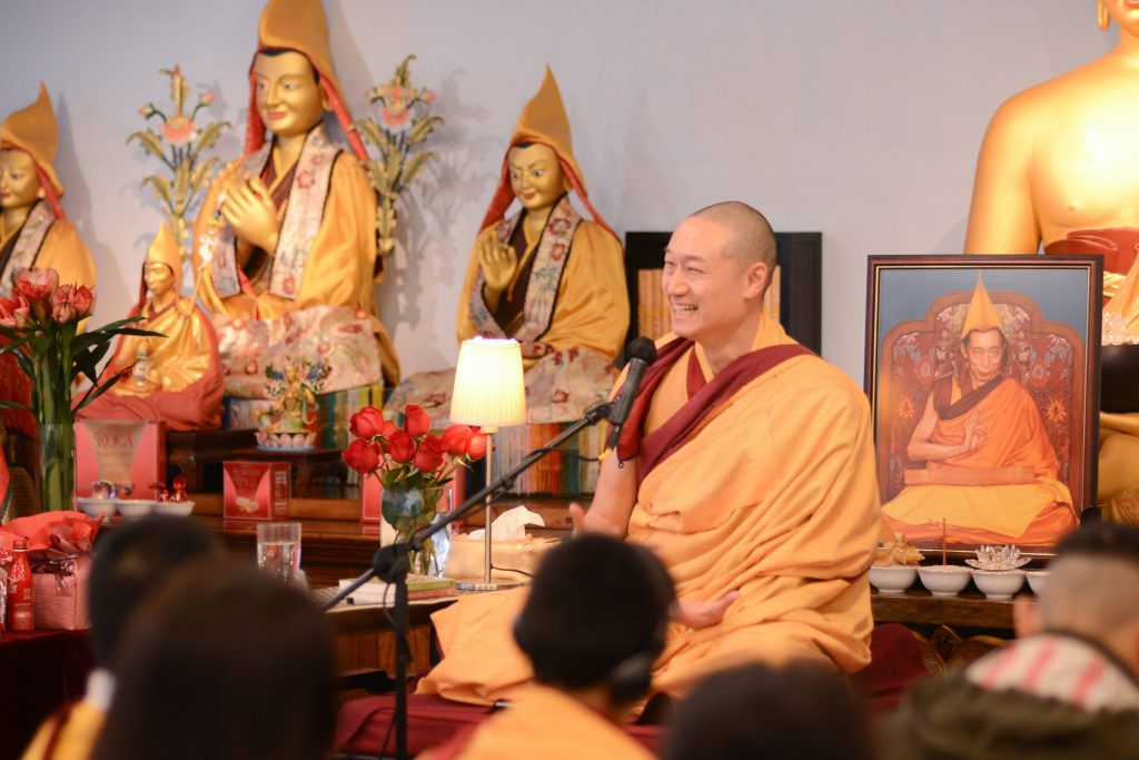 East Asian Dharma Celebration