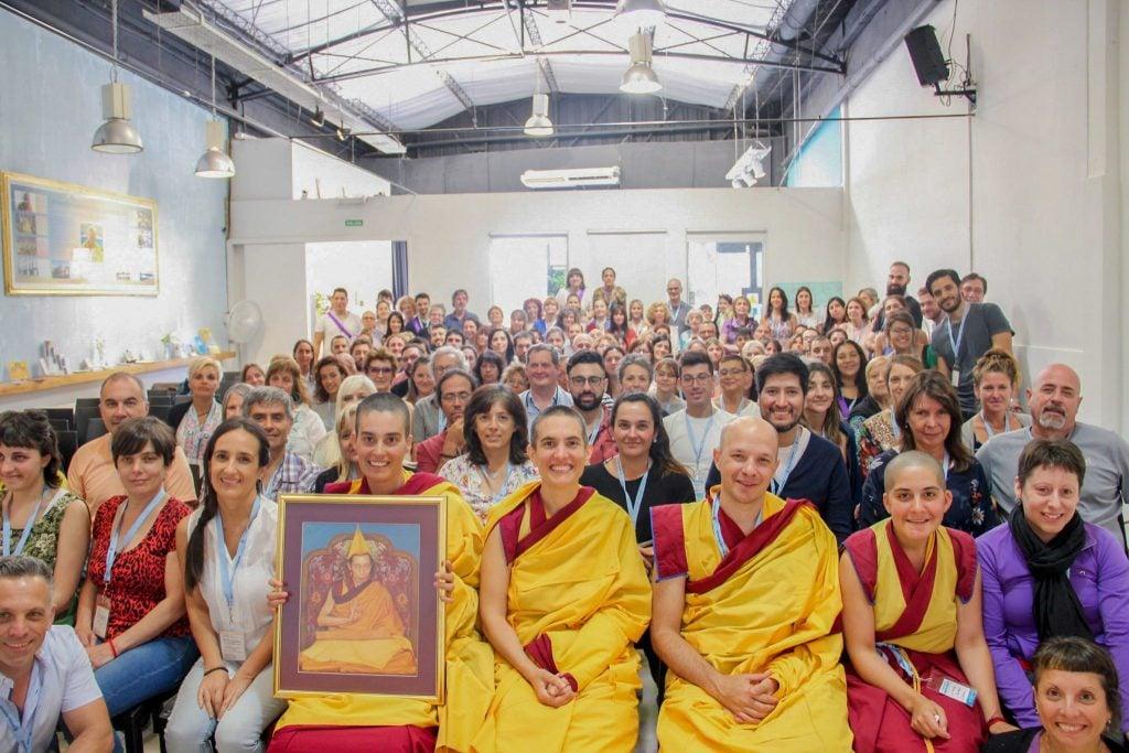 Dharma Feier Argentinien