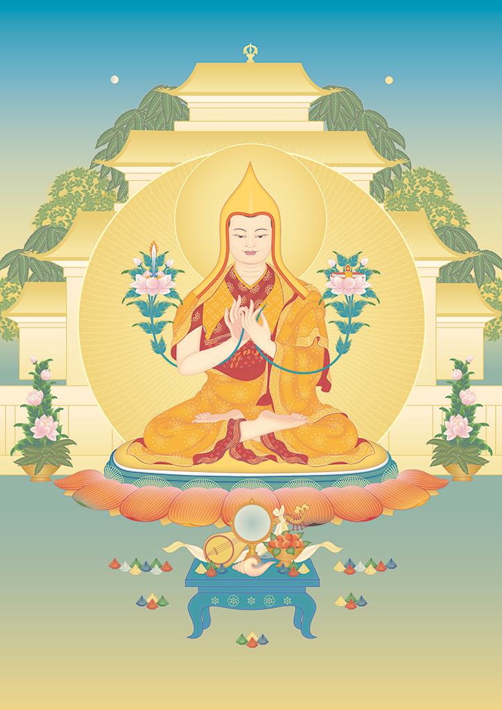Djé Tsongkhapa