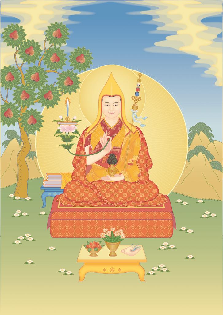 Je Phabongkha