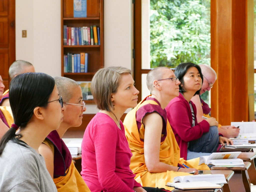 Special Teacher Training Program at Manjushri KMC