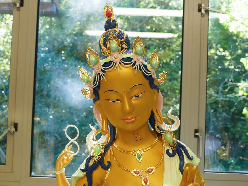Estatua de Tara Verde