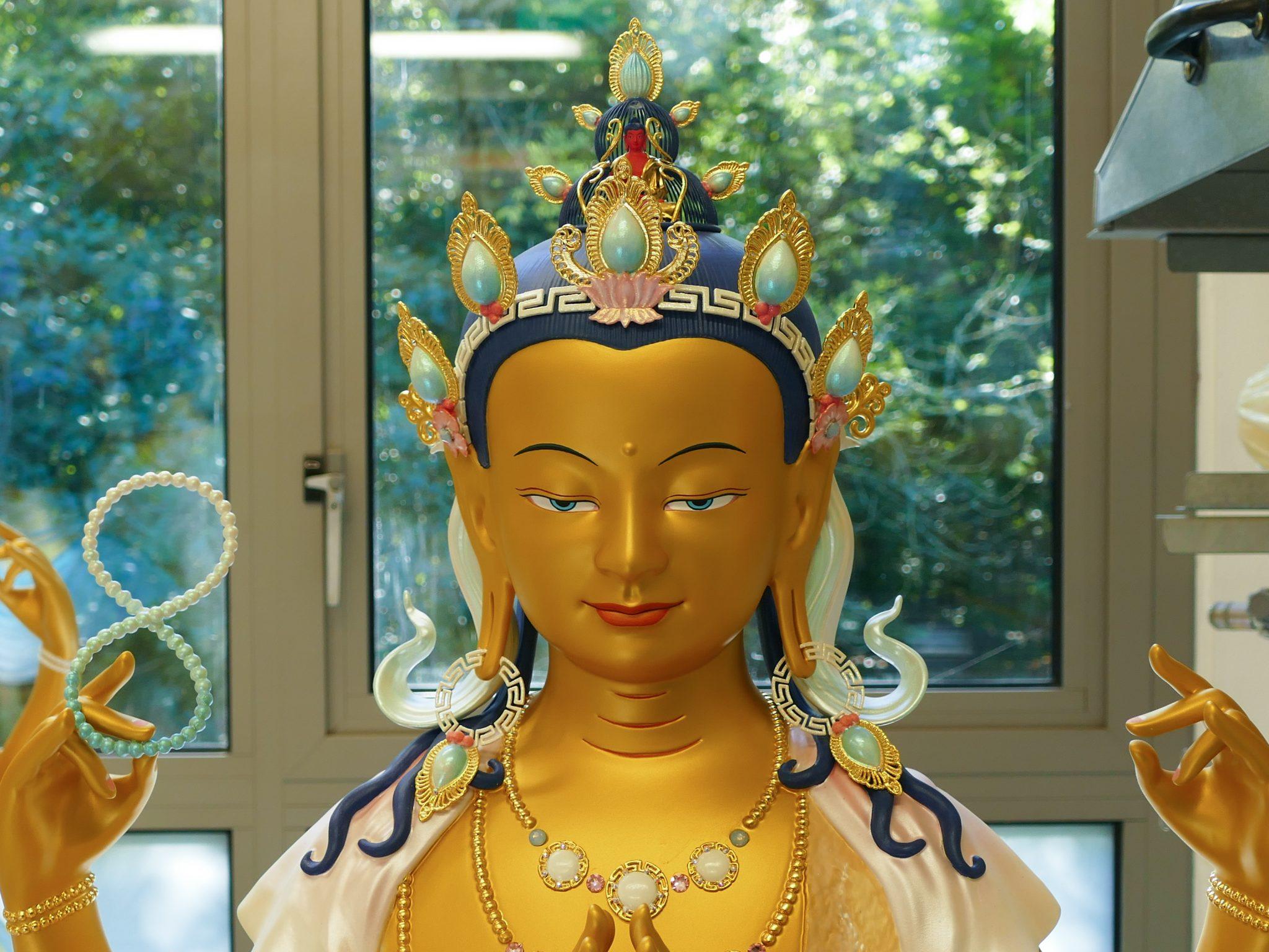 Estatua de Avalokiteshvara