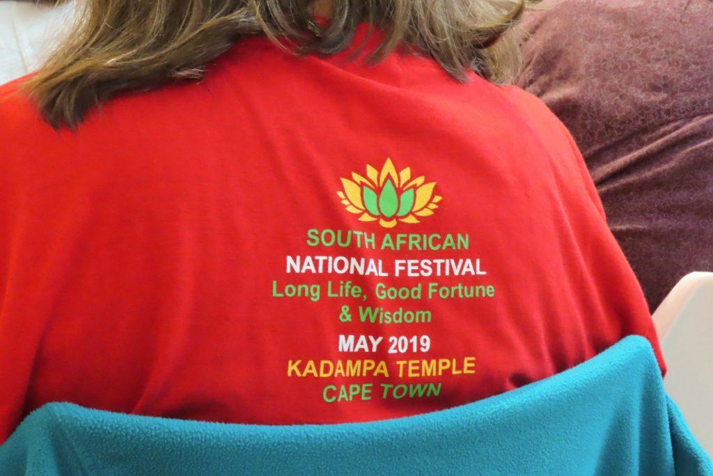 Tee-shirt SouthAfricanFestival