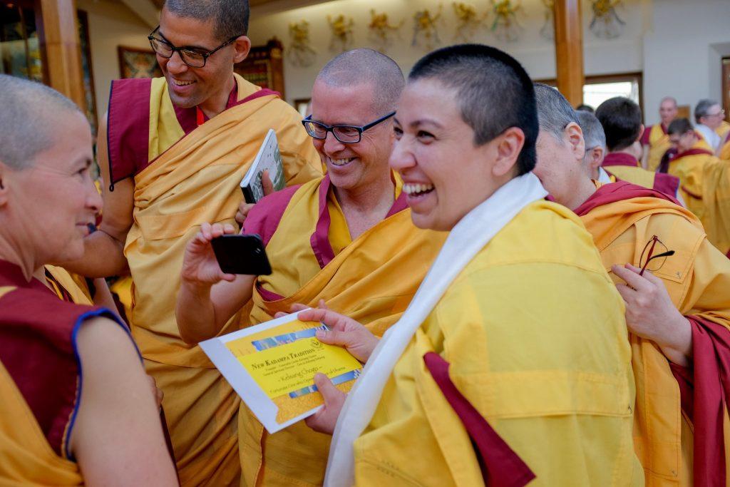 28-Spring Festival Ordination Photos (KN) 2019-05-14