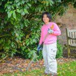 Teacher-gardening-Manjushri