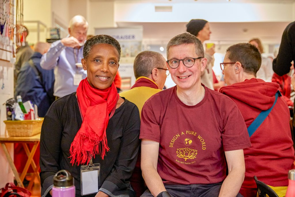 Kadampa Meditation Centre Canada, Ontario Dharma Celebration, 8 - 10 November 2019, Purifying Negative Karma, Blessing Empowerment of Buddha Vajrasattva