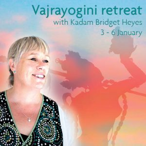 40-KMC Nagarjuna Thornby - Vajrayogini Retreat