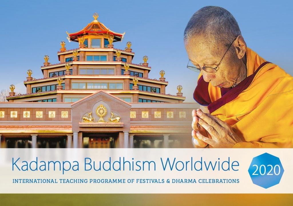 Kadampa Buddhismus weltweit Broschüre 2020