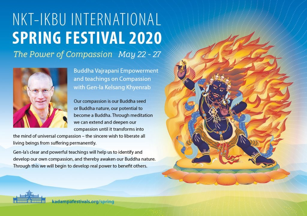 Kadampa Buddhism Worldwide Brochure 202011