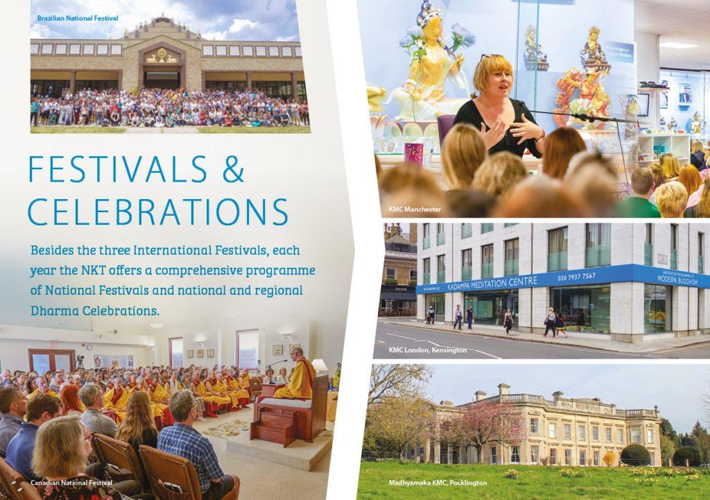 Kadampa Buddhism Worldwide Brochure 202016