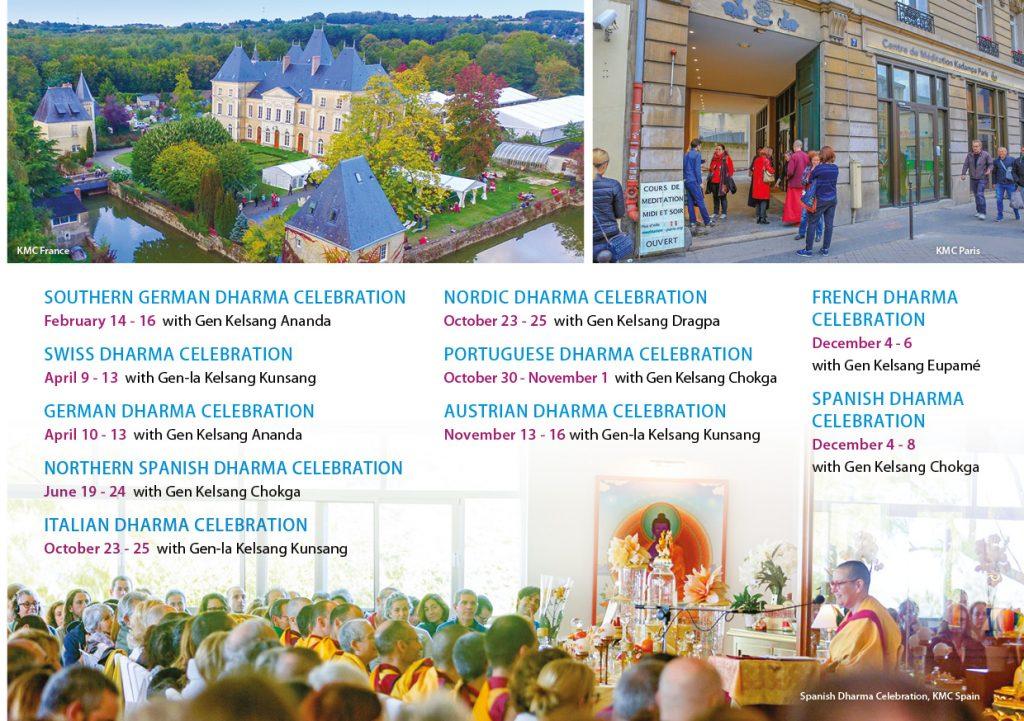 Kadampa Buddhism Worldwide Brochure 202019