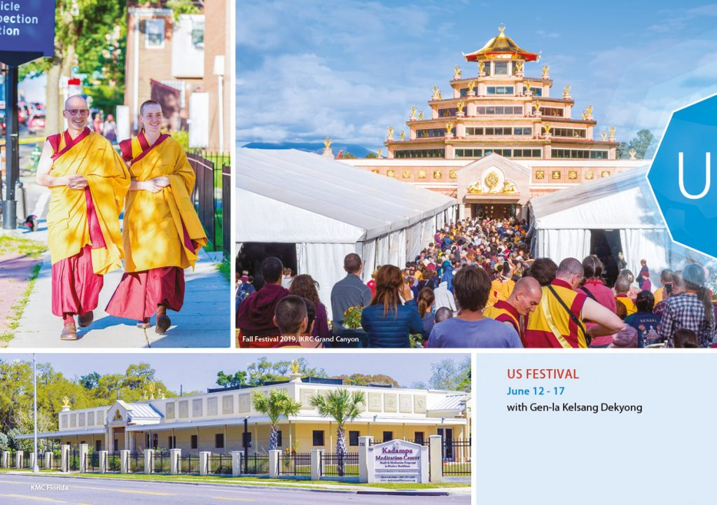 Kadampa Buddhism Worldwide Brochure 202020