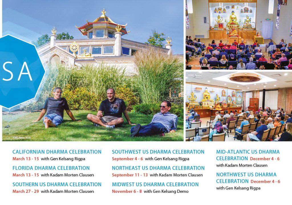 Kadampa Buddhism Worldwide Brochure 202021