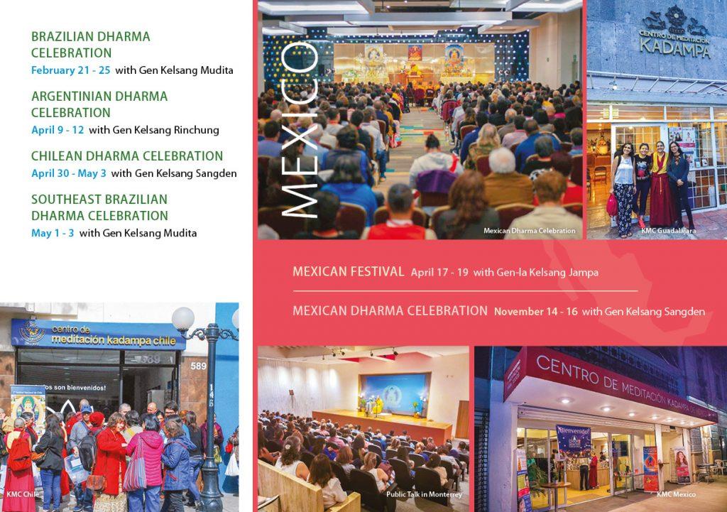 Kadampa Buddhism Worldwide Brochure 202023