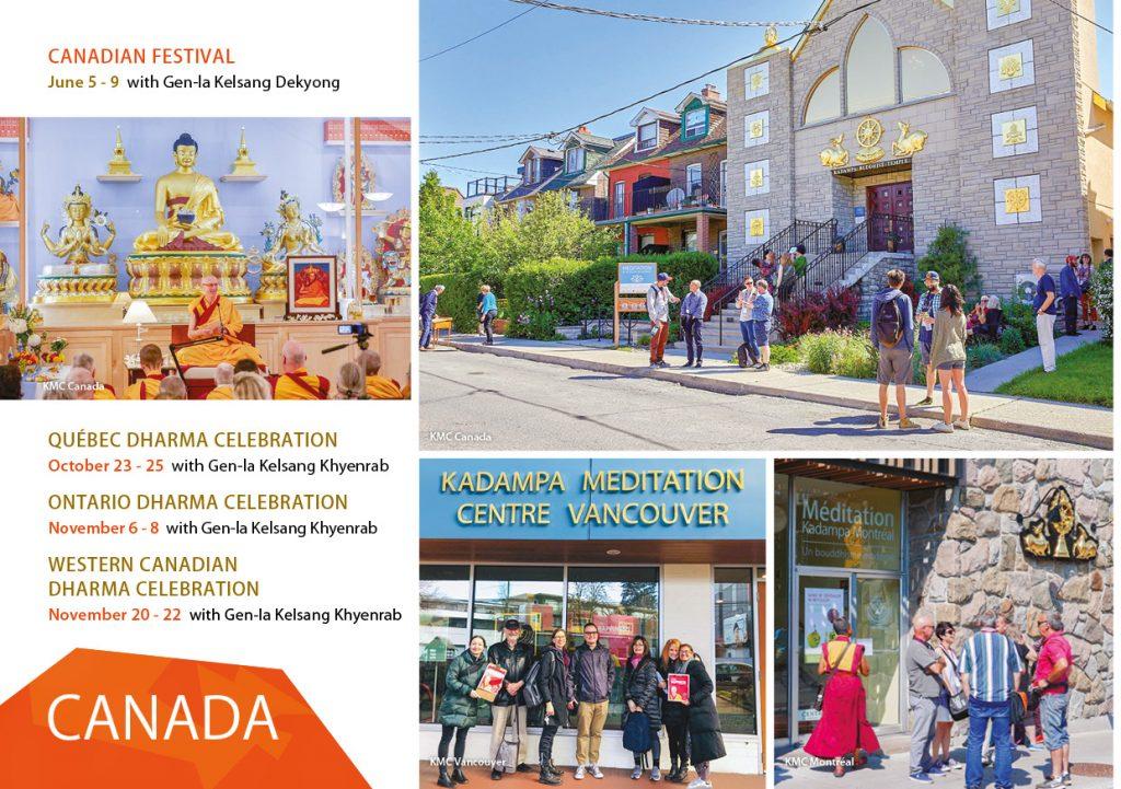 Kadampa Buddhism Worldwide Brochure 202024