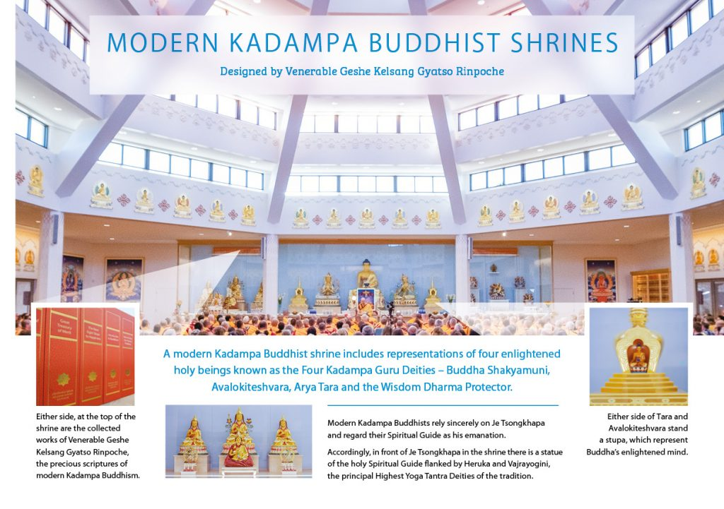 Kadampa Buddhism Worldwide Brochure 202027